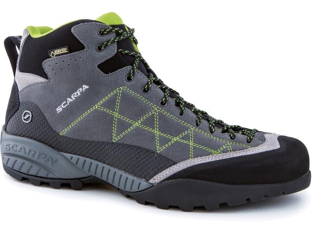 Scarpa M's Zen Pro Mid GTX Shoes shark-spring